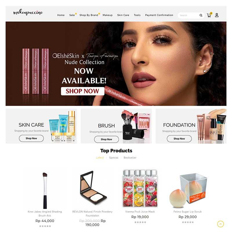 makeuppicino